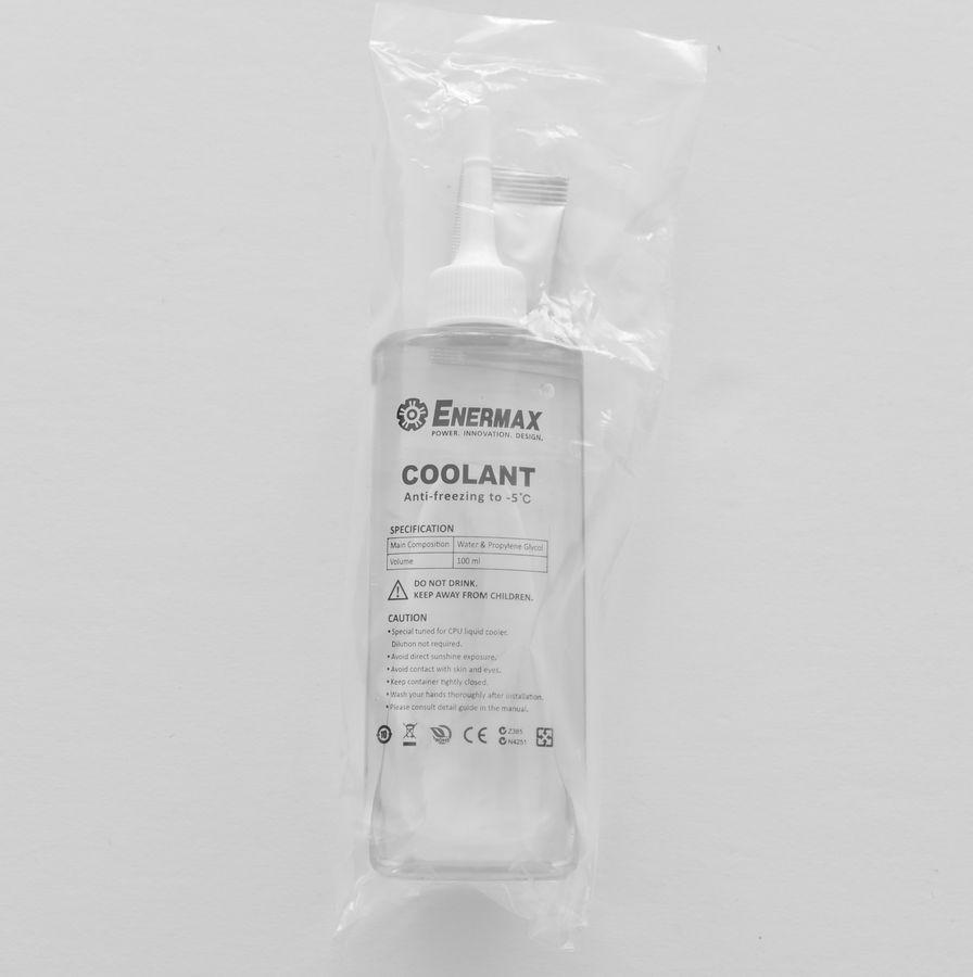 بررسی خنک کننده مایع Liqfusion 240 RGB شرکت Enermax