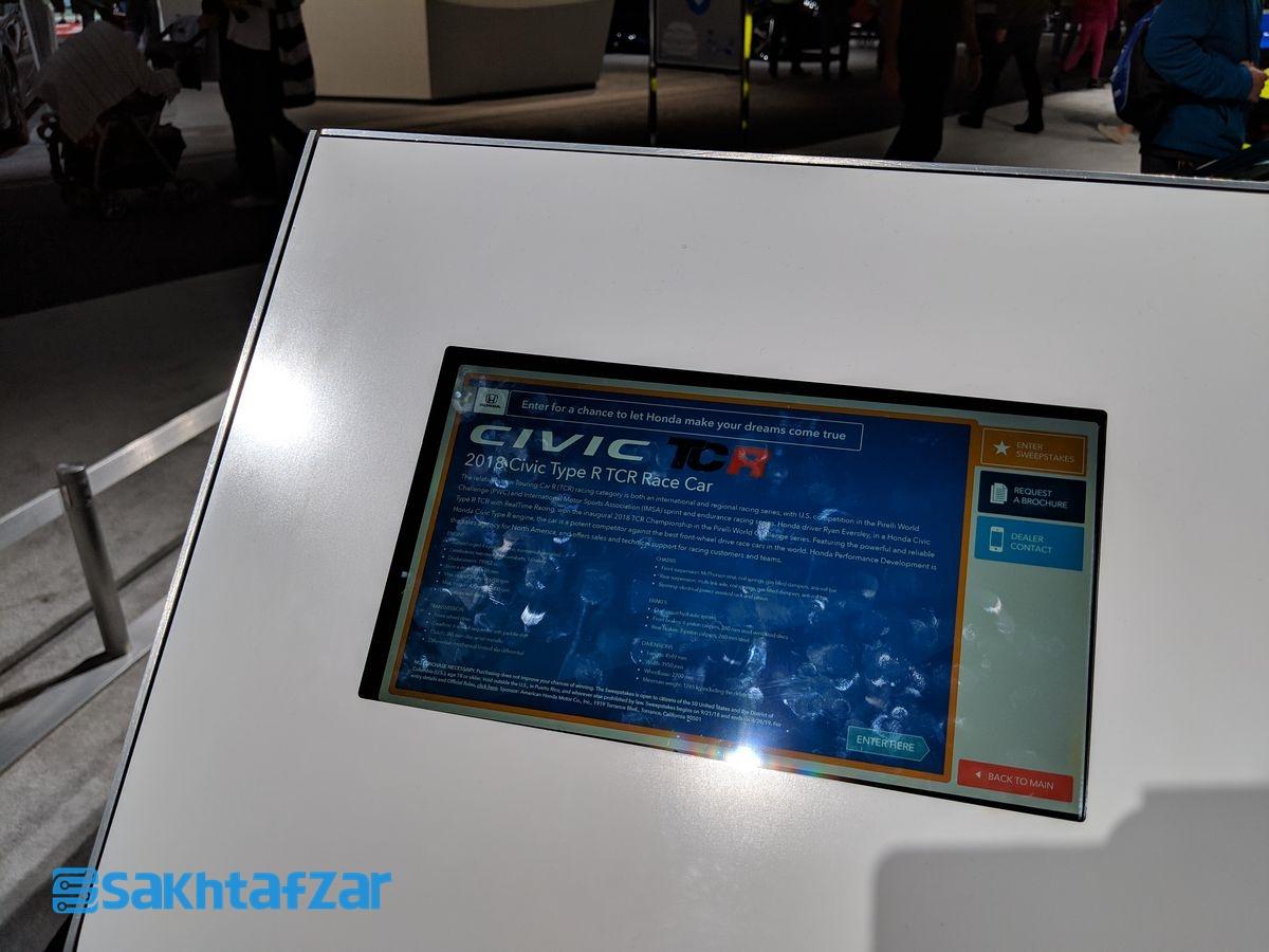 هوندا Civic Type R
