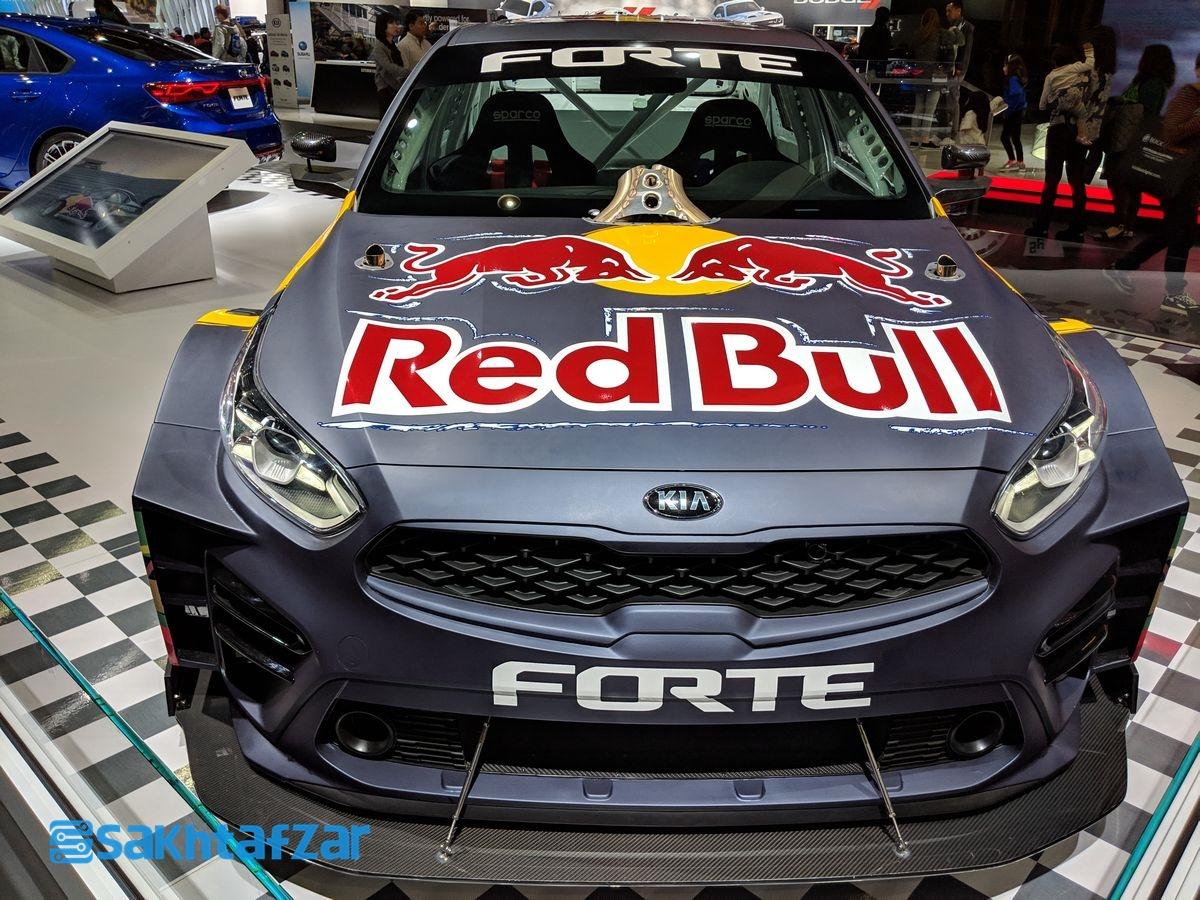 کیا Forte Drift Car
