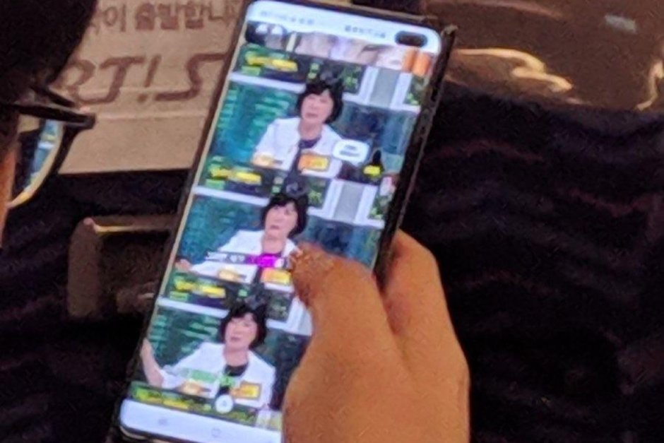 Samsung-Galaxy-S10-flaunts-large-screen-cutout-in-first-live-image-leak