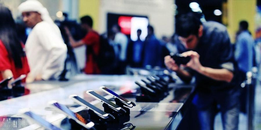بازار موبایل جهانی