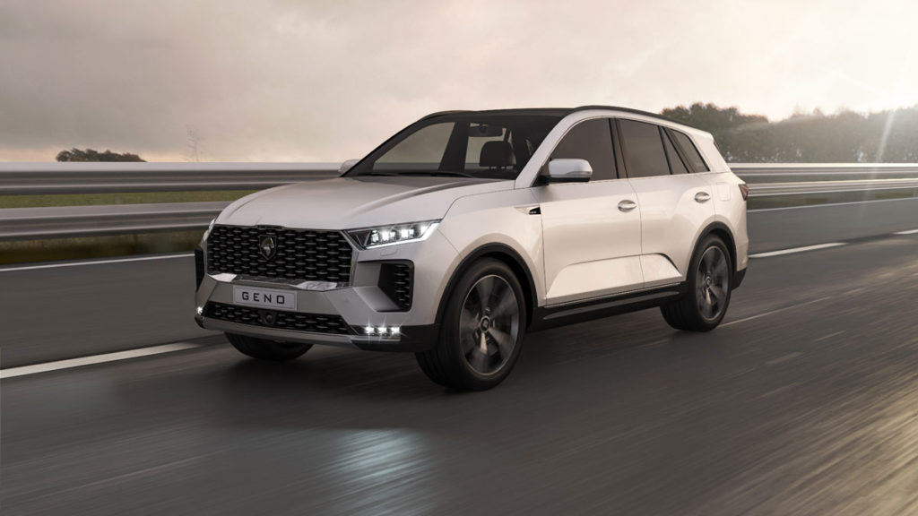 طراحی جدید ایران خودرو گنو ۲۰۱۹