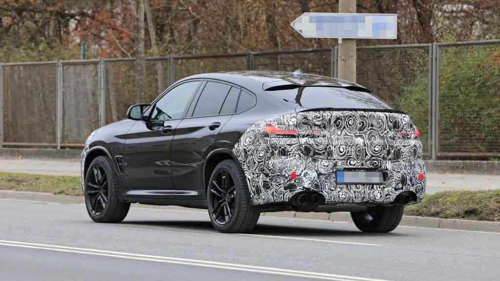 BMW X4 فیس لیفت